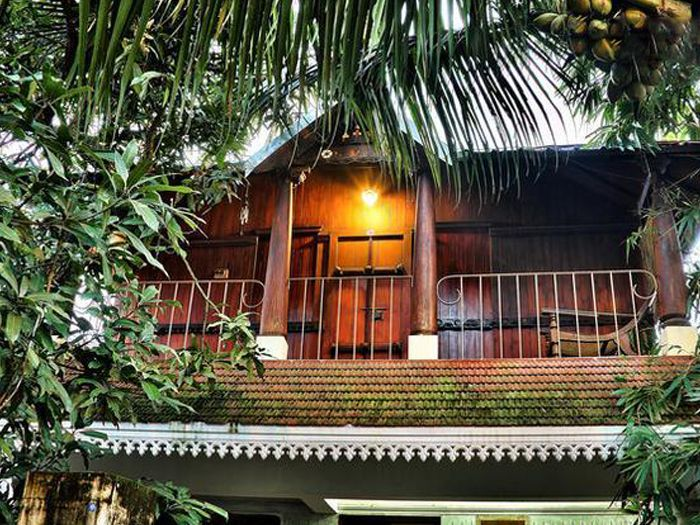 Heritage #homestay near the old jewish town, #Cochin