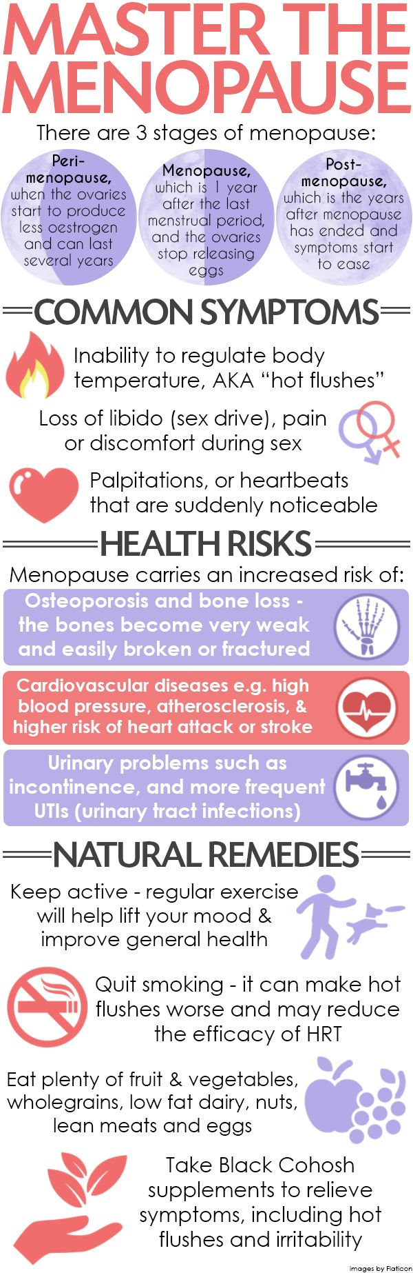Top tips on how you can master the menopause! With facts, common symptoms, and natural remedies to alleviate hot flushes.