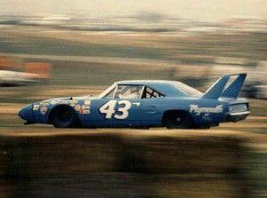 Plymouth Superbird - Richard Petty