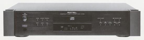 ROTEL RCD1072 (around 2003)