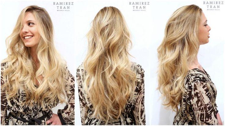 Quant à la coupe de cheveux idéale à porter avec son blond californien, ce sont les longueurs et les ondes qui conviennent parfaitement pour imiter l'effet beachy hair