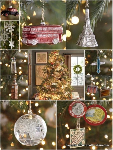 33 best Travel Ornaments images on Pinterest | Christmas ornament ...