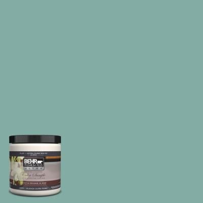 BEHR Premium Plus Ultra 8 oz. #M440-4 Summer Dragonfly Interior/Exterior Paint Sample-UL20416 - The Home Depot
