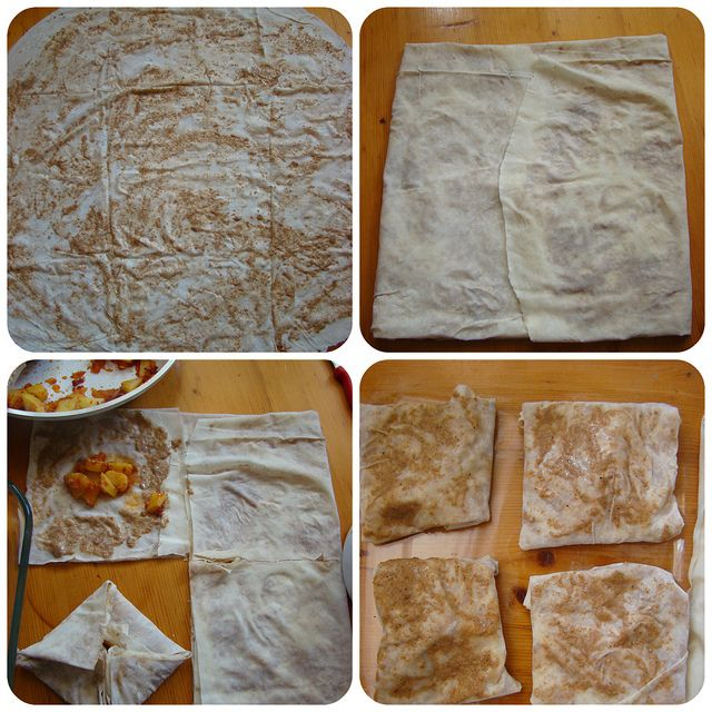 Haşhaşlı yufka böreği tarifi - rumma