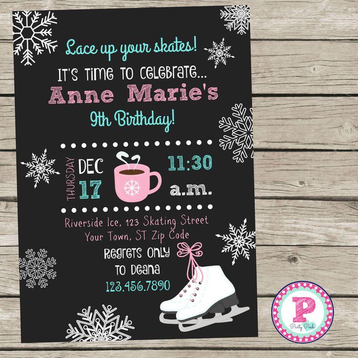 Best 25+ Ice skating party ideas on Pinterest | Winter wonderland ...