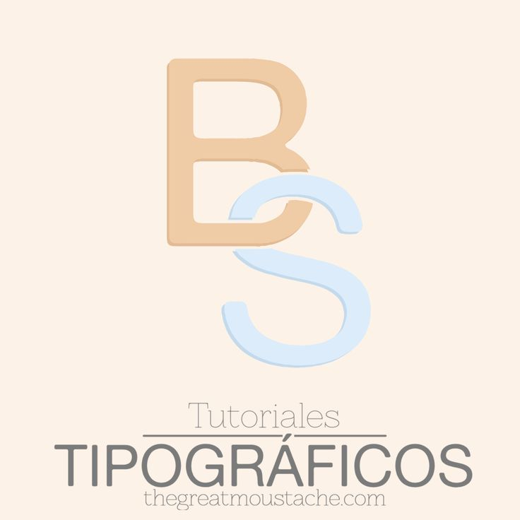 TUTORIAL TIPOGRÁFICO 03_ LETRAS ENTRELAZADAS | Handbox Craft Lovers | Comunidad DIY, Tutoriales DIY, Kits DIY