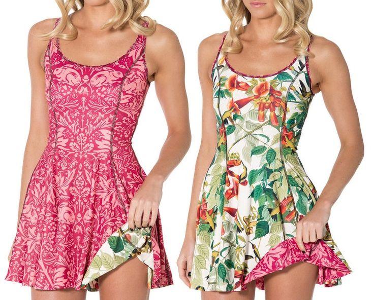 Brer Rabbit Vs Hummingbird Inside Out Dress RRP $170