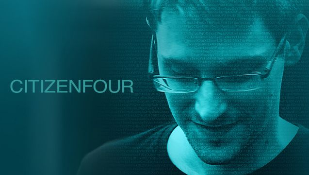"""Oscars 2015: Laura Poitras' Film on Edward Snowden, """"Citizenfour,"""" Nominated for Best Documentary. Watch clips and see an in-depth interview with the filmmaker. http://www.democracynow.org/blog/2015/1/15/oscars_2015_laura_poitras_film_on"""