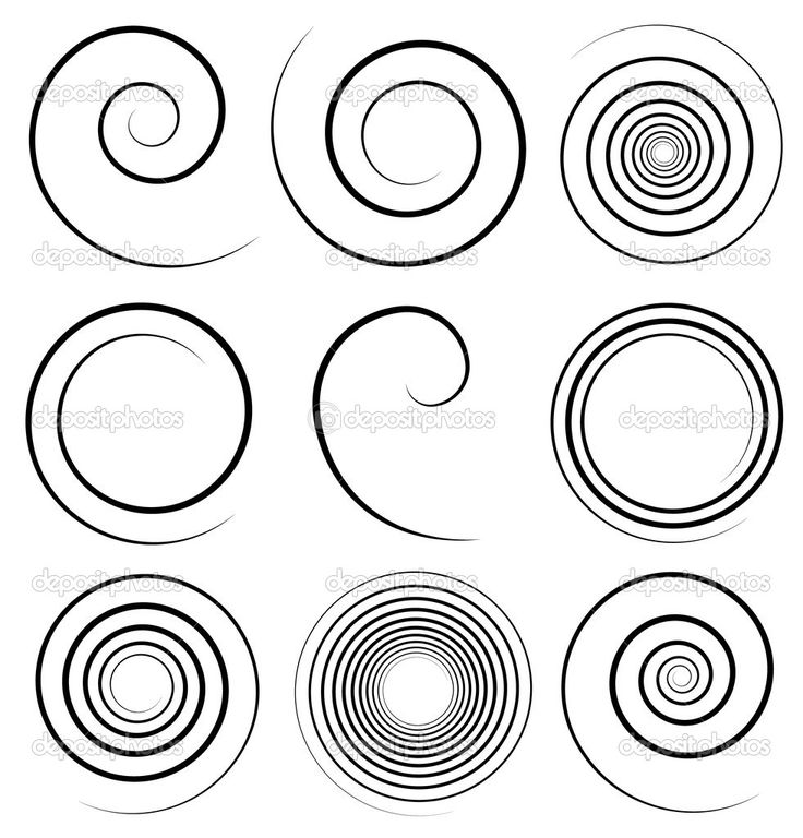 Espiral simple perfil conjunto