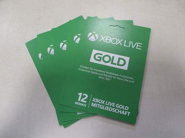 Xbox Live Gold Abbonamento 12 Mesi 1 Anno Microsoft Xbox One Xbox 360 Ita Ebay Facial Tissue