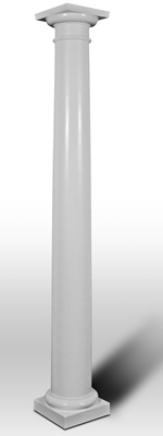 25 best ideas about fiberglass columns on pinterest for Fiberglass interior columns