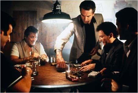 Les Affranchis :  Joe Pesci, Martin Scorsese, Ray Liotta, Robert De Niro