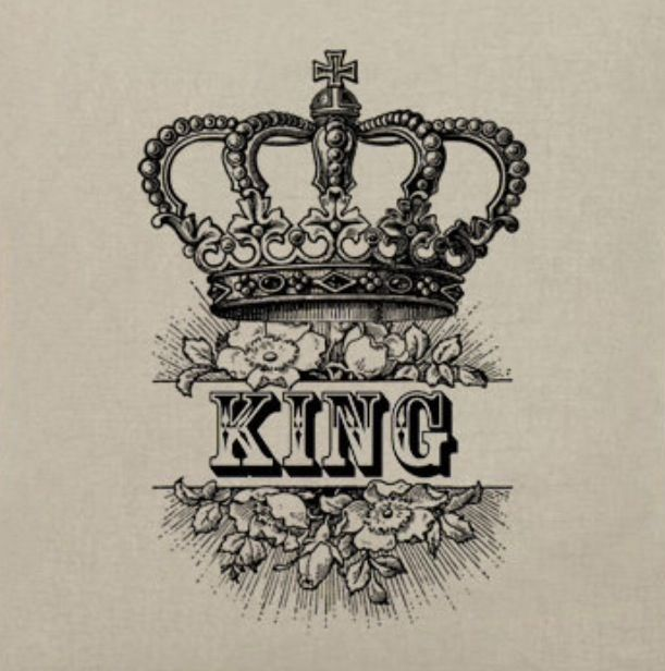 #KiNG #CROWN # #FLOWERS | |iNK L¡F£| | Pinterest | Kings