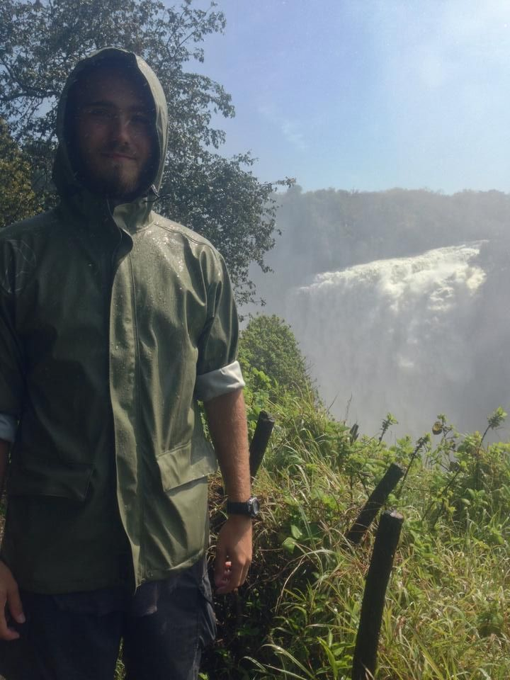 Thanks to Kristoffer A. Tønnesen who got good use of his Stormberg rain jacket at Victoria Falls, Zimbabwe. Thanks Kristoffer! #stormberg