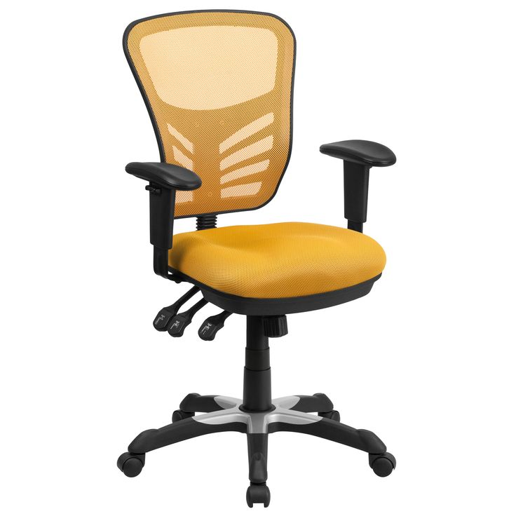 the cool desk chairs in yellow feature exceptional comfort and a mesh office chairmesh