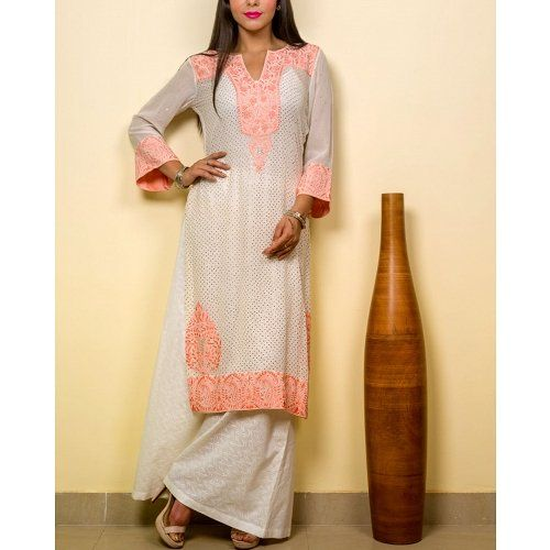 Image result for Most elegant ethnic wear is a kurti