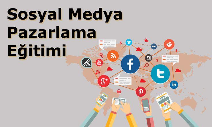 26 Ocak 2017: Sosyal Medya Pazarlama Eğitimi // Gelişen teknoloji ile birlikte pazarlama kanalları ve pazarlama stratejileri de değişimini sürdürüyor. Bu alanda önemi giderek artan #SosyalMedya ve #DijitalPazarlama ise pek çok kurum ve şirketin vazgeçilmezleri arasındaki yerini almış durumda. #SosyalMedyaPazarlama Eğitimi sayesinde, dijital ve mobil kanallar üzerinden müşterilerinize en doğru ve etkili şekilde ulaşabilirsiniz.