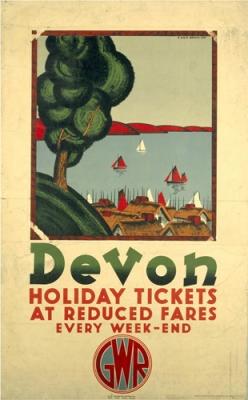 Devon - Great Western Railways English Riviera #essenzadiriviera #beach
