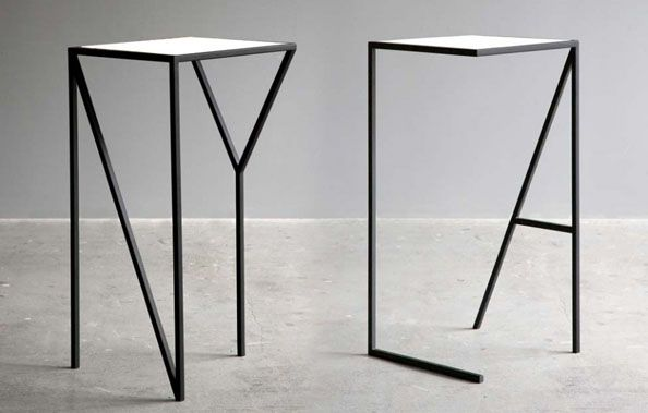NY / LA Tables by Faktura