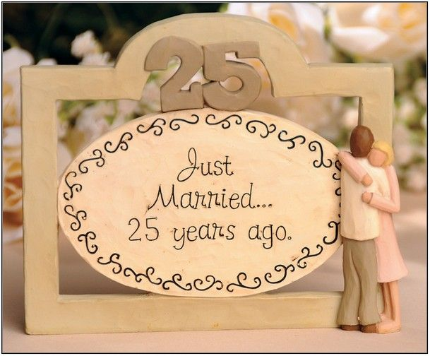 Silver Wedding Anniversary Gifts For Him: 25th Wedding Anniversary Gifts For Him