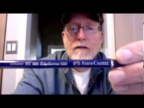 Faber-Castell Polychromos Pencil Review - YouTube i love this guy