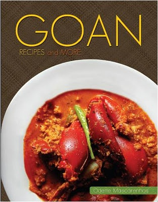 Love GOA? Love it's FOOD. Get your copy today. Pic Courtesy Odette Mascarenhas