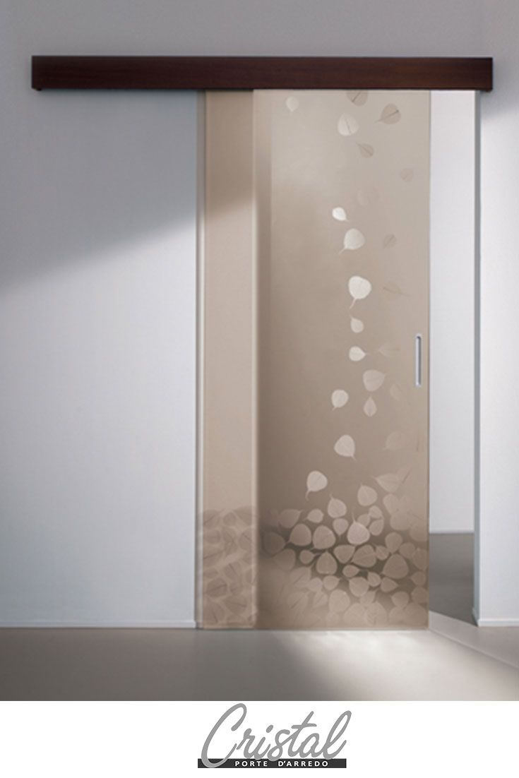 10 best images about porte vetro decorate con foglie naturali on pinterest crystal buddha and - Porte a vetro decorate ...
