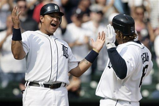 Bullpen picks up Porcello, Tigers' bats come to life in comeback win over Twins - theoaklandpress.com