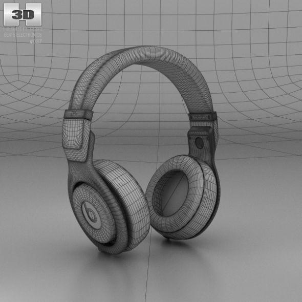 Beats Pro Over Ear Headphones Infinite Black Over Ear Headphones Black Headphones Beats Pro