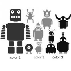 + robots