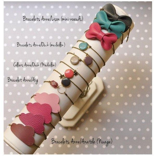 Annelison Shop - Bracelet Anne/Lison (Mini) VERSION PETITE FILLE