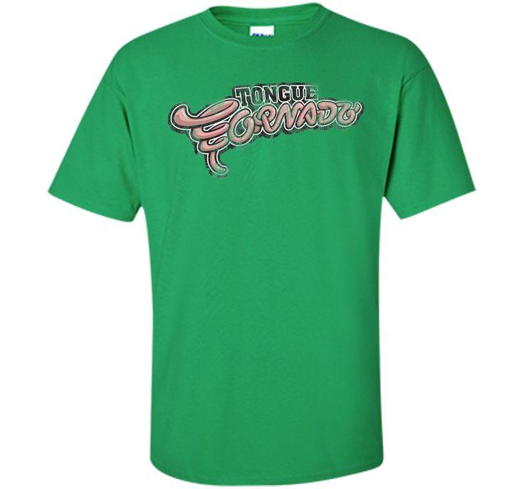 Tongue Tornado T-Shirt