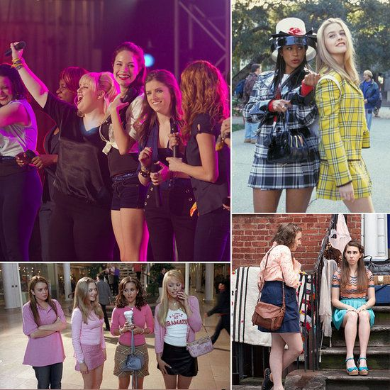 13 halloween costumes for girl groups with crazy good style - 4 Girls Halloween Costumes