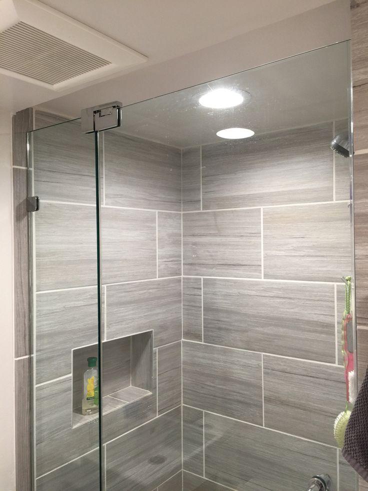 101 best Glass Shower Enclosures images on Pinterest | Bath tub ...
