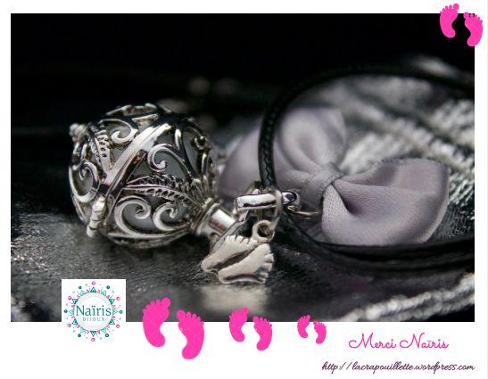 Un bel article sur nos bolas de grossesse, un cadeau idéal pour les futures mamans ! http://www.bola-grossesse-personnalise.fr/