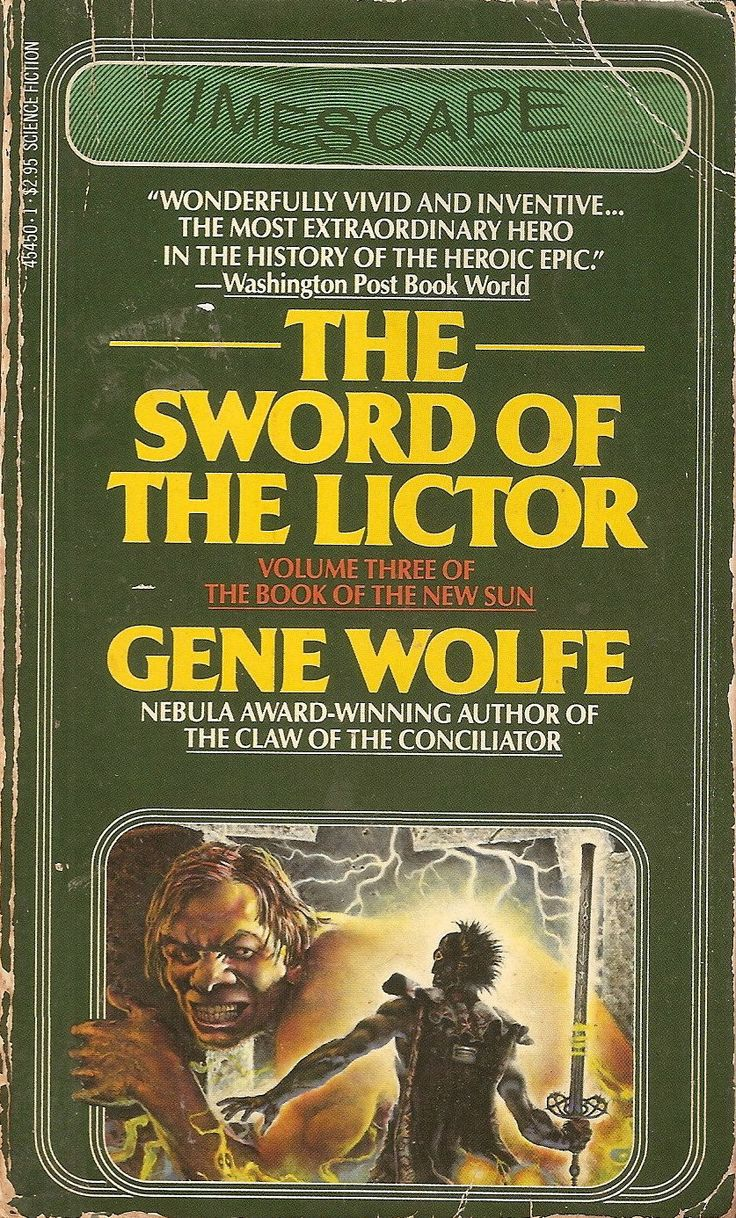 Sword Of The Lictor  Gene Wolfe