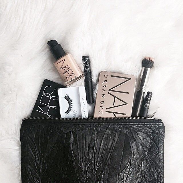 What's in your makeup bag? // Follow @ShopStyle on Instagram to shop this look