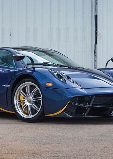 This Second-Hand Pagani Huayra Will Cost You $2,200,000!