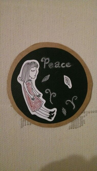 Peace for the world.