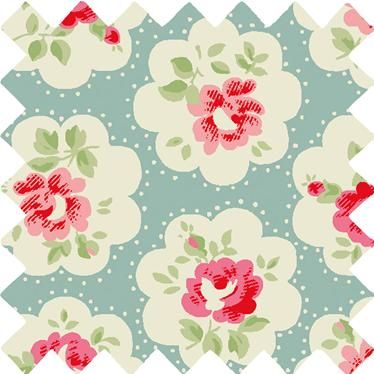 Our popular Provence Rose Print has been adapted in a larger scale print to be more suited to fabric.  This traditional design mixes a hint of nostalgia with a modern twist, featuring delicate printed roses within neutral coloured rosettes. This fabric is ideal for use as: *Curtains *Cushion Covers *Craft *Upholstery