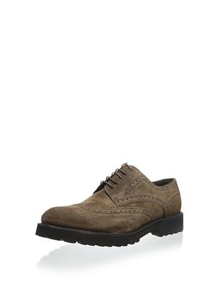 62% OFF Bruno Magli Men's Majro Derby Wingtip (Taupe)