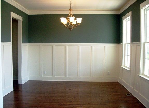 17 best images about dining room on pinterest pictures of pocket doors and the wall - Dining room panels ...