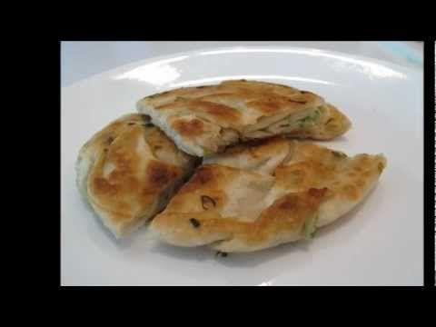 Green Onion Pancake 上海葱油餅