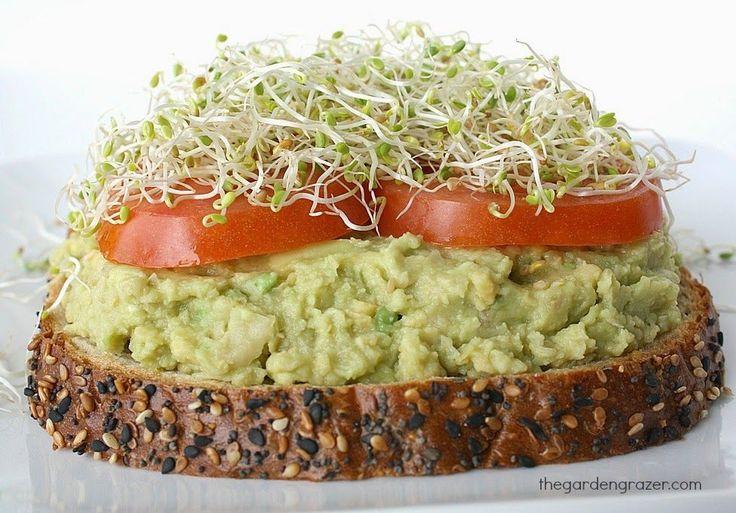 The Garden Grazer: 12 Easy, Satisfying Vegan Meals