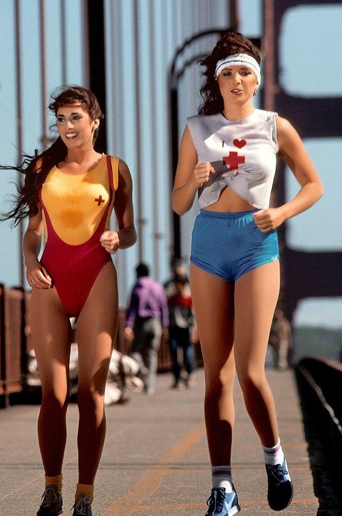 80s lifeguard
