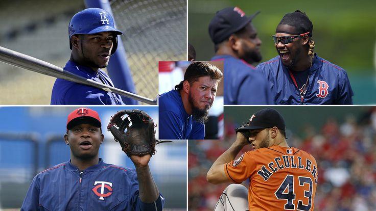 Las Grandes Ligas MLB: Entrenamientos MLB 2016