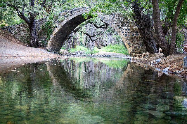 Kefalos Bridge, Paphos, Cyprus