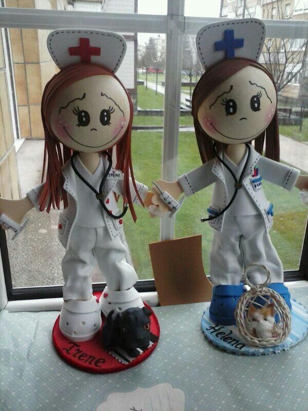 Fofuchas enfermeras: Eva Fofucha, 1 11 2014 Fofucha, Fofuchas Enfermeras, Fofuchas Brujas, Fofucha Muneca, Fofucha Enfermera, Fofuchas Muñecas, Fofuchas Foam Dolls, Fofuchas Foamy