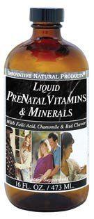 Liquid PreNatal Vitamins & Minerals For Sale http://10healthyeatingtips.net/liquid-prenatal-vitamins-minerals-for-sale/