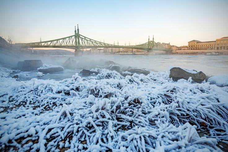 Ilyen volt a Duna jégzajlása fotósaink szemével – képgaléria | WeLoveBudapest.com